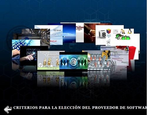 Resumen artículos Mundoerp 2012