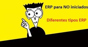 ERP para no iniciados: Diferentes tipos de ERP (3/5)